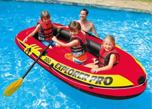 Barco hinchable Explorer pro 300