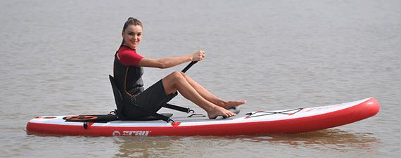 Tabla Paddle surf con asiento
