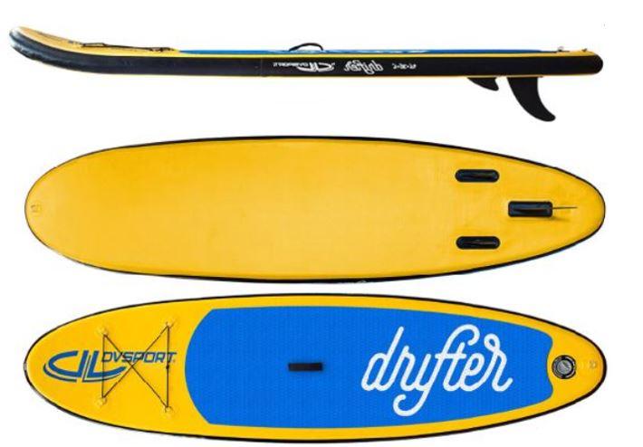 Tabla hinchable de paddle furf New driffer