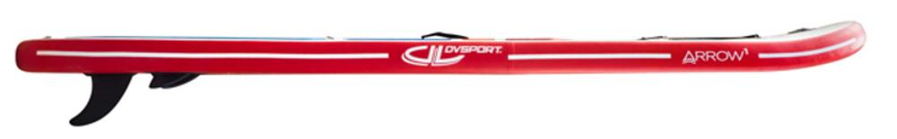 Tabla de paddle SUP de perfil Dvsport WH310-12