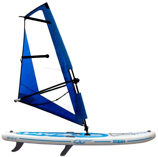 Vela de wind surf - paddle wind surf