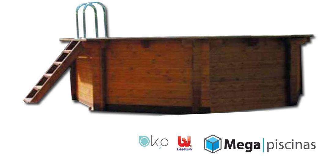 piscina de madera K2O PM002SF