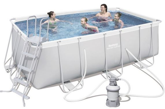 piscina desmontable power steel bestway