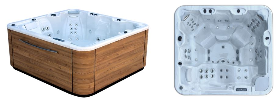 SPA pacific 50 Astralpool 62397